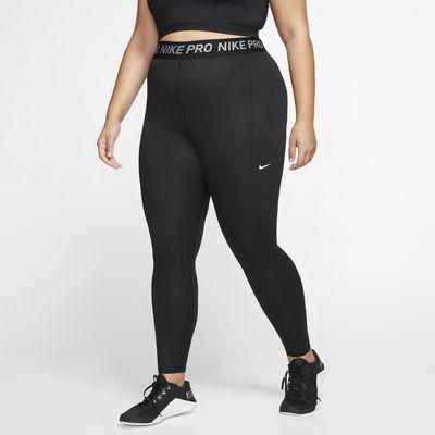 Nike Pro Warm Kadın Taytı (Büyük Beden)