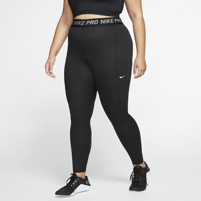 Nike Pro Warm tights til dame (Plus Size)