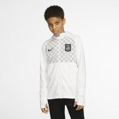 Nike Dri-FIT Neymar Jr. Older Kids' Football Jacket