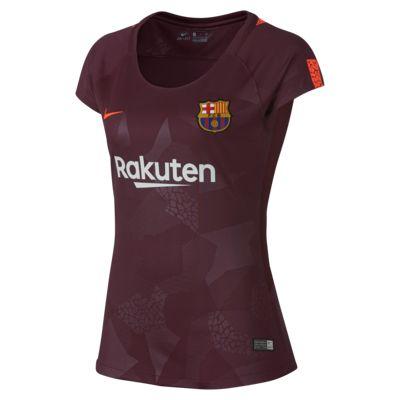 Купить Женское футбольное джерси 2017/18 FC Barcelona Stadium Third