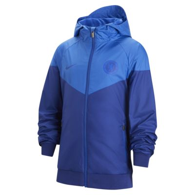 Chelsea FC Windrunner Big Kids' Jacket