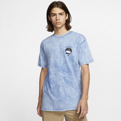 ハーレー x マツモト シェーブ アイス タイ ダイ メンズ Tシャツ