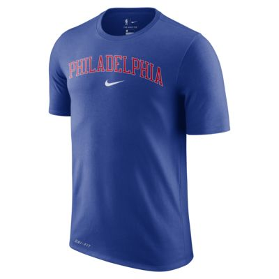 Philadelphia 76ers Nike Dri-FIT Men's NBA T-Shirt