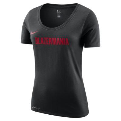 Portland Trail Blazers City Edition Nike Dri-FIT Women's NBA T-Shirt