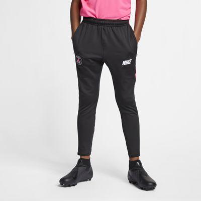 Pantalones de fútbol para niños talla grande Paris Saint-Germain Dri-FIT Squad