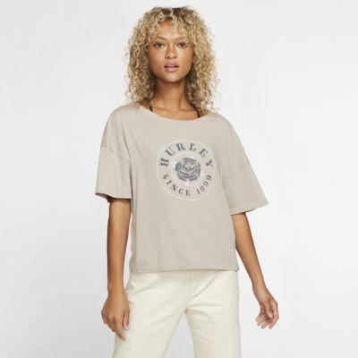 Tee-shirt Hurley Forever Paradise Flouncy pour Femme