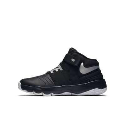 Nike Team Hustle D 8 FlyEase Big Kids' Basketball Shoe