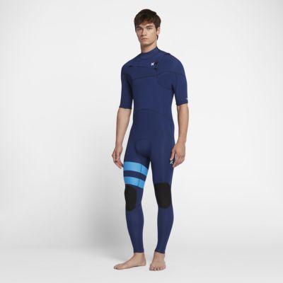 Hurley Advantage Plus 2/2mm Fullsuit Men's Short-Sleeve Wetsuit