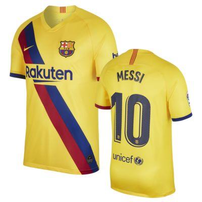 2019/20 赛季巴萨客场 (Messi) 男子足球球迷服