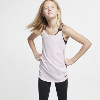 Nike Dri-FIT Big Kids' (Girls') Training Tank Top