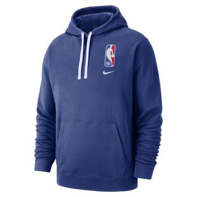 Pánská mikina NBA Nike skapucí