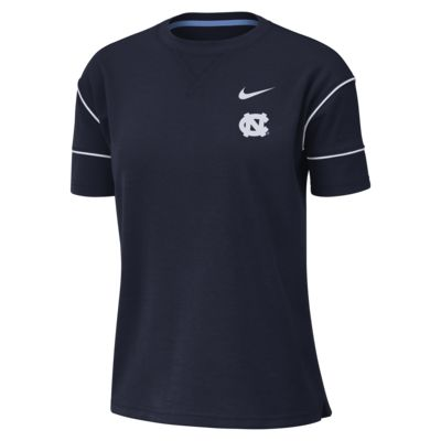 Nike College Breathe (UNC) Women's Short-Sleeve Top