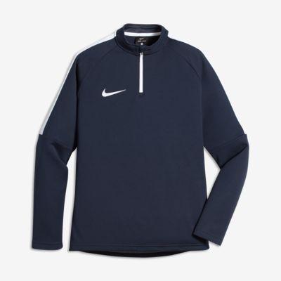 Ποδοσφαιρική μπλούζα προπόνησης Nike Dri-FIT για μεγάλα παιδιά