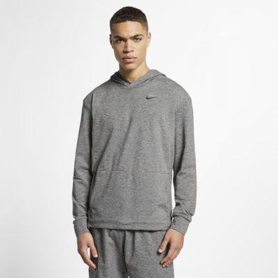 Nike Dri-FIT langärmeliger Yoga-Trainings-Hoodie für Herren