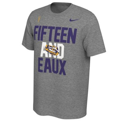 Nike College National Championship Game (LSU) Men's T-Shirt
