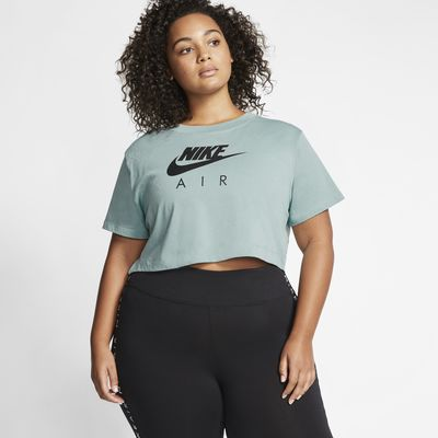 Nike Air Women's Short-Sleeve Top (Plus Size)