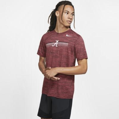 Nike College Dri-FIT Legend Velocity (Alabama) Men's T-Shirt