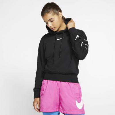 Sudadera con capucha Nike Sportswear Swoosh para mujer