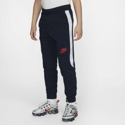 Pantalones de entrenamiento para niños talla grande Nike Sportswear