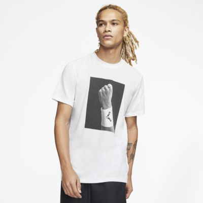 T-shirt da tennis con grafica NikeCourt Dri-FIT Rafa - Uomo