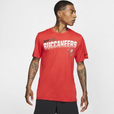 Langærmet Nike Legend (NFL Buccaneers)-T-shirt til mænd