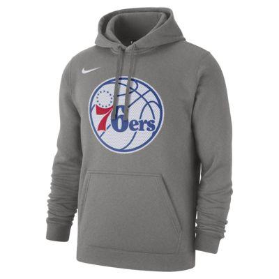 Sweat à capuche NBA Philadelphia 76ers Nike pour Homme