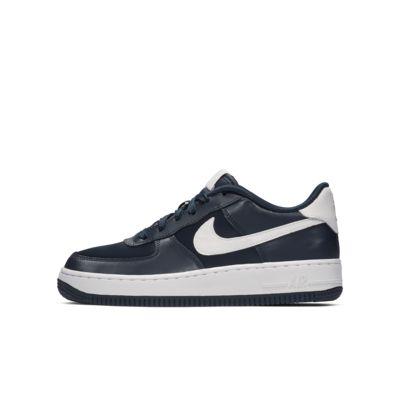 Calzado para niños talla grande Nike Air Force 1 VDAY