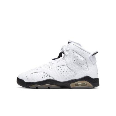 Air Jordan 6 Retro Big Kids' Shoe