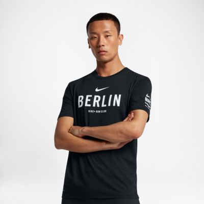 Nike Dri Fit Run Club (Berlin) Men's T Shirt. Nike.Com Gb by Nike