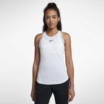 Dámské tenisové tílko NikeCourt Dri-FIT