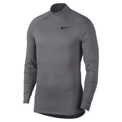 Pánský tréninkový top Nike Therma s dlouhým rukávem