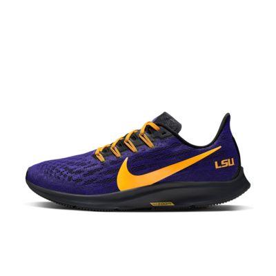 Nike Air Zoom Pegasus 36 (LSU) Men's Running Shoe