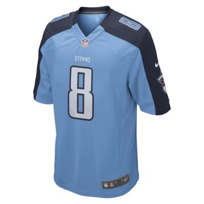 NFL Tennessee Titans (Marcus Mariota) Kids' Football Home Game Jersey
