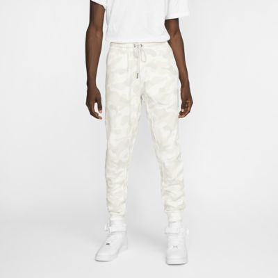 Nike Sportswear Men's French Terry Printed Pants
