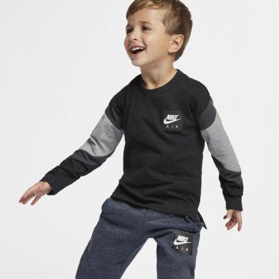 Tričko Nike Air s dlouhým rukávem pro malé děti
