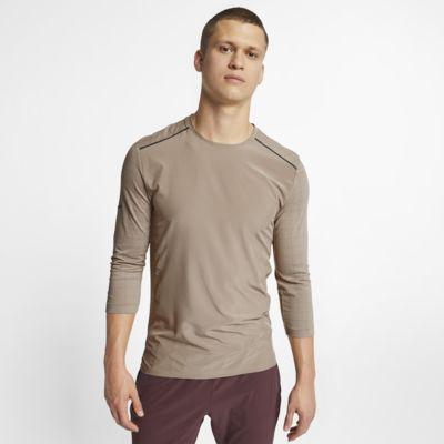 Camisola de running de manga a 3/4 Nike Rise 365 Tech Pack para homem
