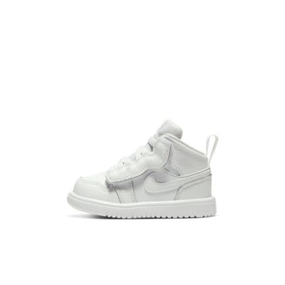 Air Jordan 1 Mid Alt sko til sped-/småbarn