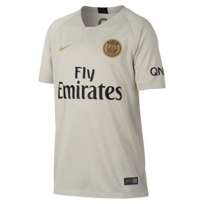 Camiseta de fútbol para niños talla grande 2018/19 Paris Saint-Germain Stadium Away