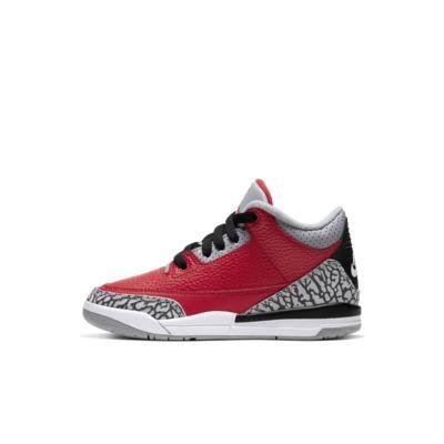 Jordan 3 Retro SE Little Kids' Shoe