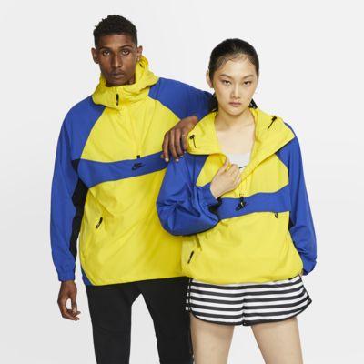 Nike Sportswear gewebte Jacke mit Kapuze