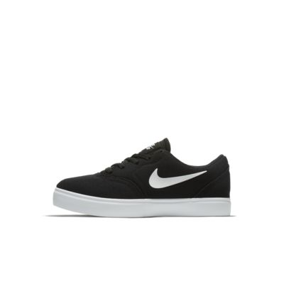 Nike SB Check Canvas Younger Kids' Shoe