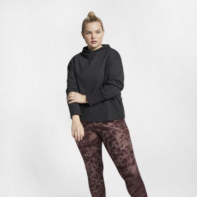 Haut de training Nike Studio pour Femme (grande taille)