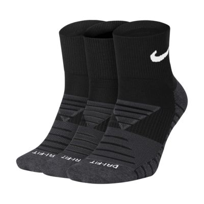 Nike Everyday Max Cushioned Trainings-Knöchelsocken (3 Paar)