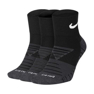 Nike Everyday Max Cushioned Trainings-Knöchelsocken (3 Paar)