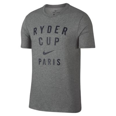 T-shirt golfowy z nadrukiem Nike Dri-FIT Ryder Cup