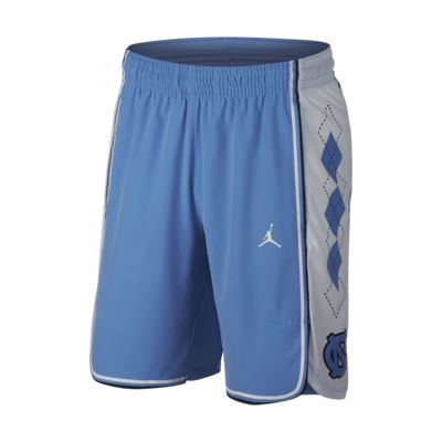 Jordan College Authentic (UNC) Men's Basketball Shorts