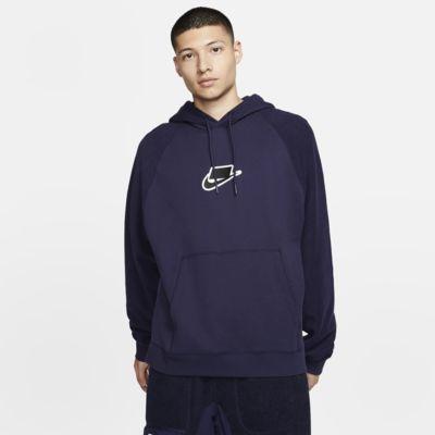 Nike Sportswear NSW-pullover-hættetrøje i fleece