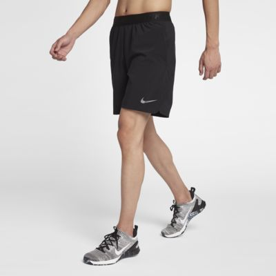 กางเกงเทรนนิ่งขาสั้น 8 นิ้วผู้ชาย Nike Flex