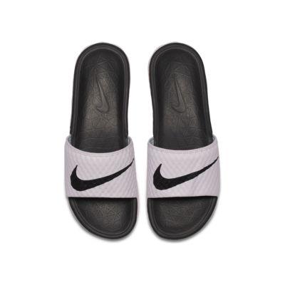 รองเท้าแตะผู้หญิงแบบสวมNike Benassi Solarsoft 2