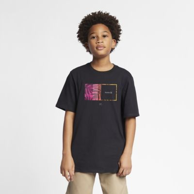 T-shirt Hurley Premium Sig Zane Moorea - Bambino/Ragazzo